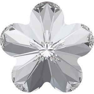 4744 MM 10,0 CRYSTAL F - kryształ Swarovski kwiatek z płaskim spodem