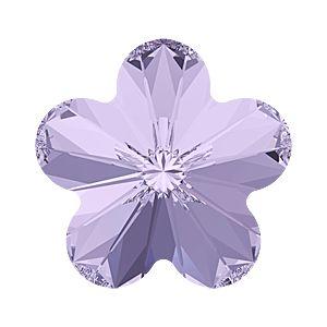 4744 MM 6,0 VIOLET F - kryształ rivoli kwiatek