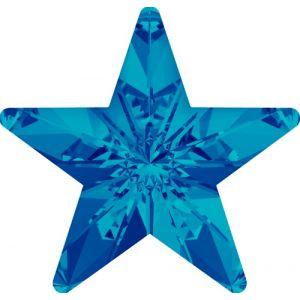 4745 MM 10,0 CRYSTAL BERMUDA BLUE (BB) F