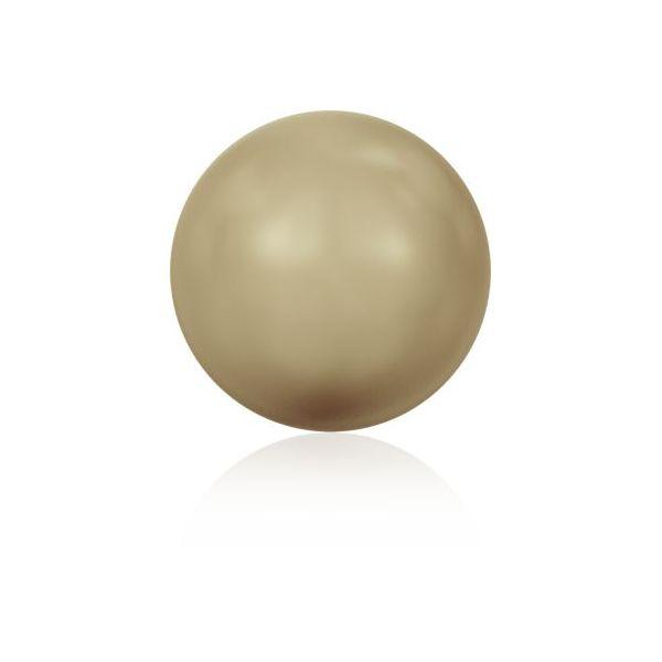 5810 MM 12,0 CRYSTAL VINTAGE GOLD PEARL