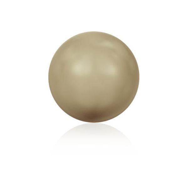 5811 MM 14,0 CRYSTAL VINTAGE GOLD PEARL