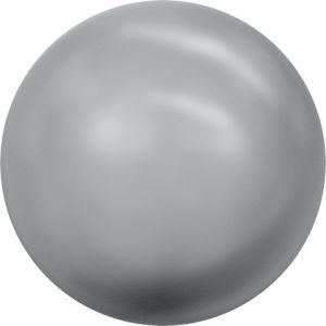 5818 MM 6,0 CRYSTAL LIGHT GREY PEARL