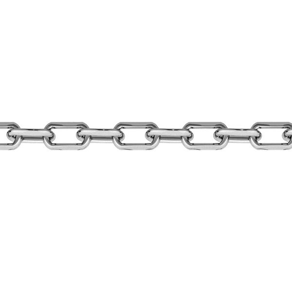 Łańcuszek metraż - typu Ankier*srebro AG 925*AD 50 1,55 mm