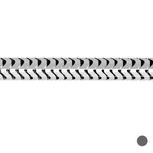 Łańcuszek metraż - typu ogon węża*srebro AG 925*CSTD 1,9 mm