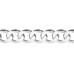 Łańcuszek metraż - typu Pancerka*srebro AG 925*PD 120 6L 4,2 mm
