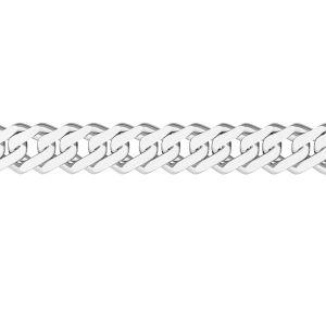 Łańcuszek metraż - typu Rombo*srebro AG 925*RD 60 3,5 mm