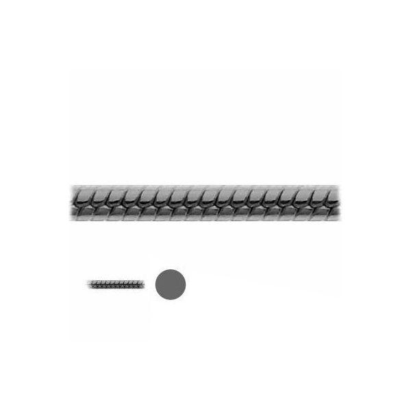 Łańcuszek metraż - typu Snake*srebro AG 925*SN 020 0,9 mm