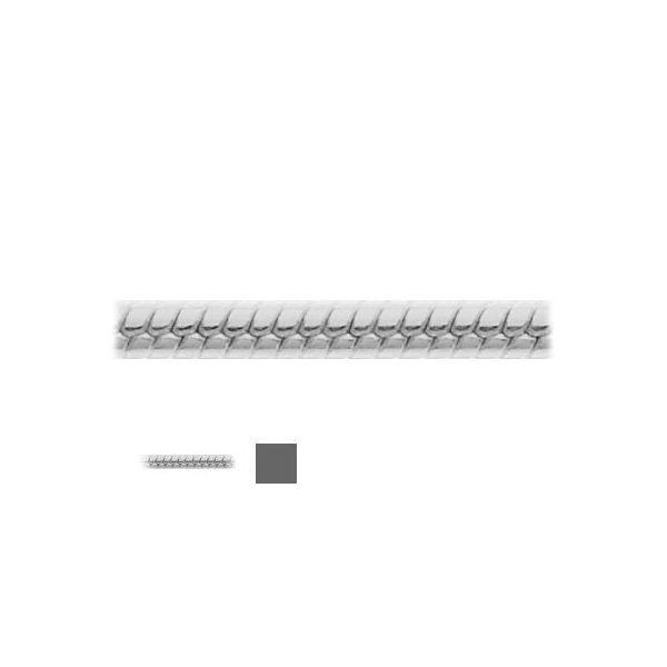 Łańcuszek metraż - typu Snake*srebro AG 925*SN 025 DC4L 0,9 mm