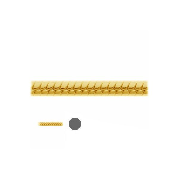 Łańcuszek metraż - typu Snake*srebro AG 925*SN 040 DC8L 1,5 mm