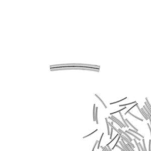 Rurka gięta*srebro AG 925*RURL M 1,5x15 mm