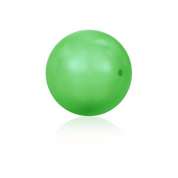 5810 MM 12,0 CRYSTAL NEON GREEN PEARL