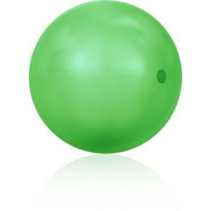 5811 MM 10,0 CRYSTAL NEON GREEN PEARL