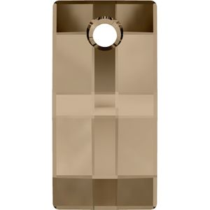 6696 MM 20,0 CRYSTAL GOLDEN SHADOW (GSHA) - Urban pendant