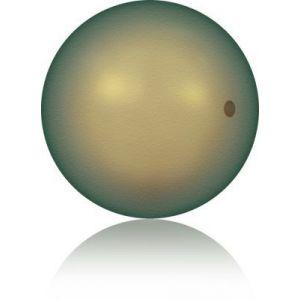 5810 MM 10,0 CRYSTAL IRIDESCENT GREEN PRL