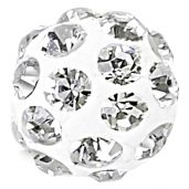 86001 MM4  WHITE (01) CRYSTAL ( 001)