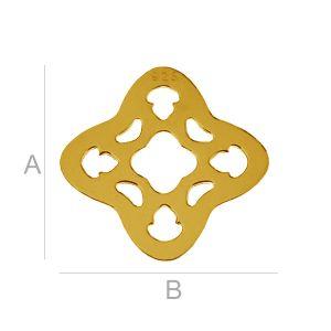 Dekoracyjna ażurowa blaszka - BL-0184