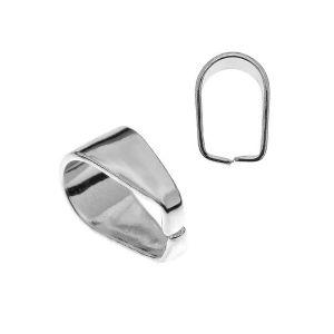 Krawat zaciskany - wersja 0,40*srebro AG 925*KRW 5 - 0,40 3,5x7 mm