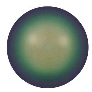 5810 MM 8,0 CRYSTAL SCARABAEUS GREEN PRL