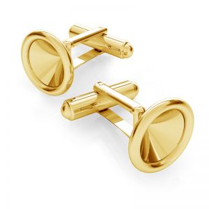 Baza spinki do mankietu Rivoli - OKSV 1122 12 MM CUFFLINKS ver. 4