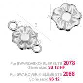 PPK 001 - Kwiat CON 2 (2078 SS 12 HF & 2088 SS 12 F)