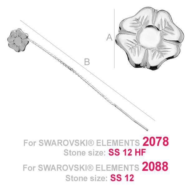 PPK 001 - Kwiat KLA (2078 SS 12 HF & 2088 SS 12 F)