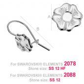 PPK 001 - Kwiat BZ (2078 SS 12 HF & 2088 SS 12 F)