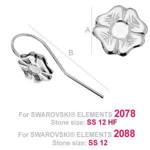 PPK 001 - Kwiat BO (2078 SS 12 HF & 2088 SS 12 F)