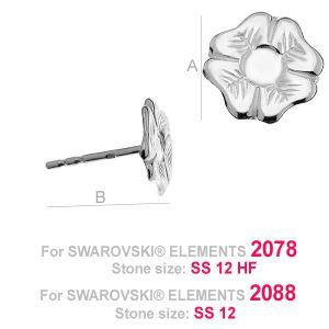 PPK 001 - Kwiat KLS (2078 SS 12 HF & 2088 SS 12 F)