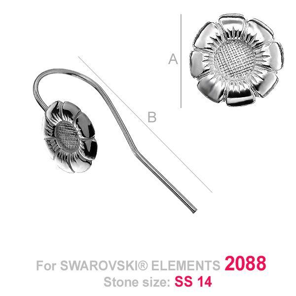 PPK 002 - Kwiat BO (2088 SS 14 F)