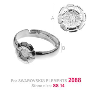 PPK 002 - Kwiat S-RING UNIVERSAL (2088 SS 14 F)