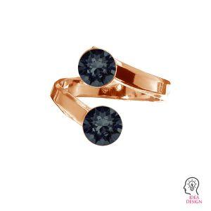 Podwójny pierścionek (baza) - OKSV 1088  2X8MM RING