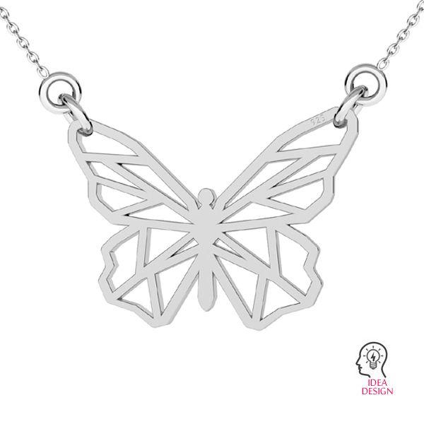 Motyl zawieszka, LK-0678 - 0,50