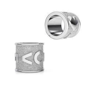 Przekładka okrągła - LOVE*srebro AG 925*ODL-00227 6,1x6,5 mm