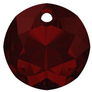 Zawieszka okrągła, Classic Cut Pendant, Swarovski Crystals, 6430 MM 8,0 SIAM