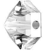 Koralik sześciokąt ćwiek, Swarovski Crystals, 5060 MM 5,5 CRYSTAL