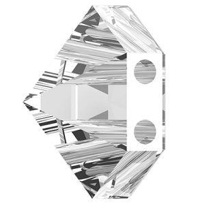 Koralik sześciokąt ćwiek, Swarovski Crystals, 5060 MM 7,5 CRYSTAL