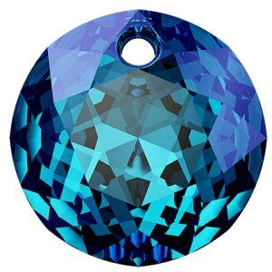 Zawieszka okrągła, Classic Cut Pendant, Swarovski Crystals, 6430 MM 8,0 CRYSTAL BERMBL P