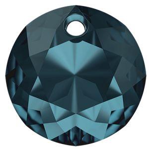 Zawieszka okrągła, Classic Cut Pendant, Swarovski Crystals, 6430 MM 14,0 MONTANA