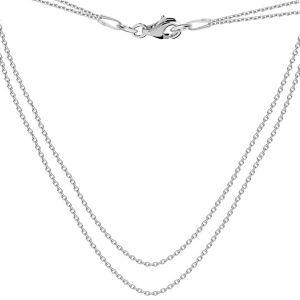 Baza do naszyjników, celebrytek, srebro 925, S-CHAIN 16 (A 030)