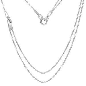 Baza do naszyjników, celebrytek, srebro 925, S-CHAIN 19 (A 030)