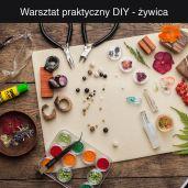 Warsztat praktyczne DIY - tworzenie biżuterii z żywicy epoksydowej i drewna