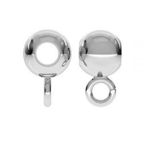P2L  4,0 F:1,8 (CON 1) - Element kulka do podwieszania, srebro 925