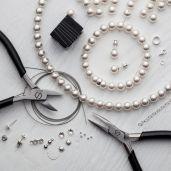 Zestaw DIY do robienia biżuterii - DIY with SILVEXCRAFT  NO.02003