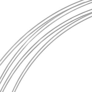 Drut bardzo miękki*srebro AG 999*WIRE-VS 0,7 mm