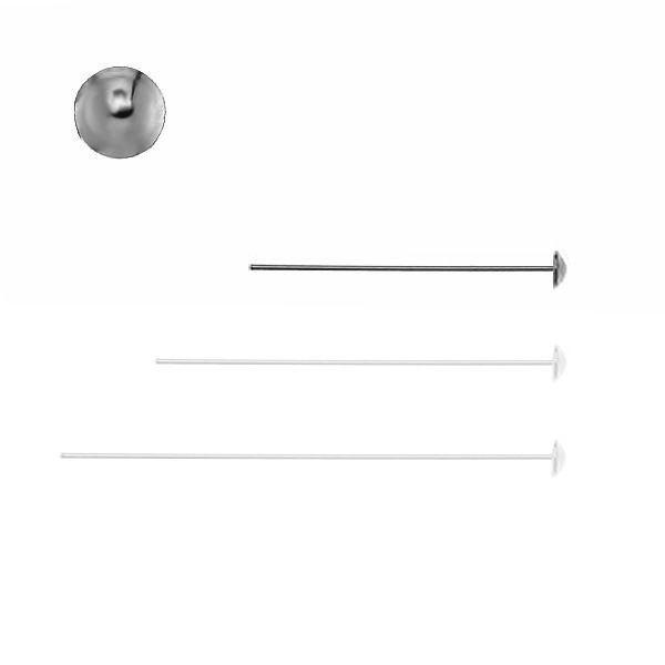 Szpilki gwoździe srebro 925 - SZPA 5 (30 mm)