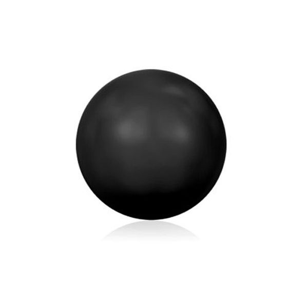 5810 MM 2,0 CRYSTAL MYSTIC BLACK PEARL, czarne perły 2 mm