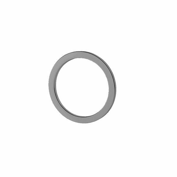 Otwarte koło zawieszka 11mm, srebro próby 925, LK-1501 - 0,40