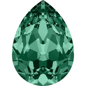 4320 MM 10,0X 7,0 EMERALD F - Pear Fancy Stone