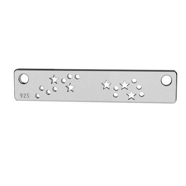 Znak zodiaku Ryby zawieszka, srebro próby 925, LK-1552 - 0,50