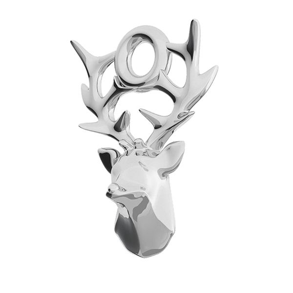 Jeleń przywieszka srebro 925, ODL-00469